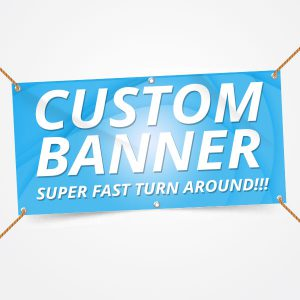Indoor / Outdoor Banners